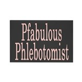 Phlebotomist Magnets
