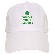 Who's Your Paddy? Baseball Cap