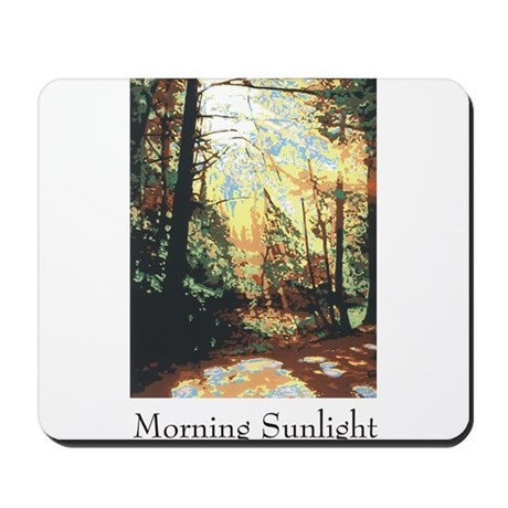 Morning Sunlight Mousepad