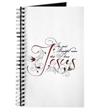 Beautiful name of Jesus Journal