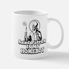Saint Patrick is my Homeboy Mug