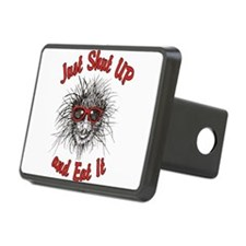 Just Shut UP and Eat It Hitch Cover