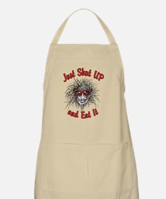 Just Shut UP and Eat It Apron