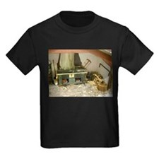 Wood Stove Room T-Shirt