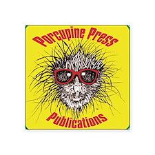 Porcupine Press Publications Sticker