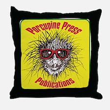 Porcupine Press Publications Throw Pillow