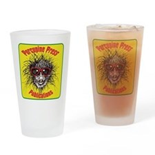 Porcupine Press Publications Drinking Glass