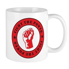 Fight The Power Small Mug