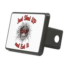 Shut UP and Eat It Hitch Cover