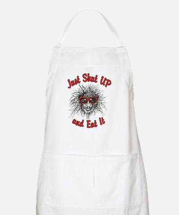 Shut UP and Eat It Apron
