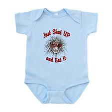 Shut UP and Eat It Infant Bodysuit