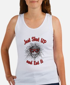 Shut UP and Eat It Women's Tank Top