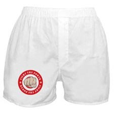 Fight The Power Boxer Shorts