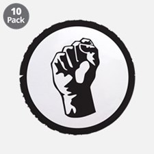 """Protest 3.5"""" Button (10 pack)"""