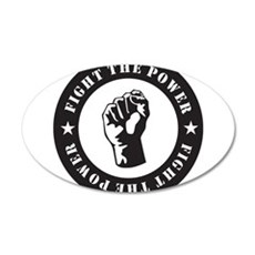 Protest Wall Decal