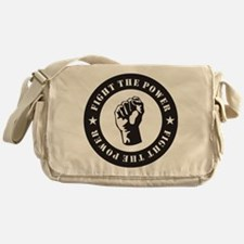 Protest Messenger Bag
