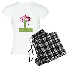 I Love You Tree Pajamas