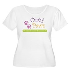 Crazy Paws T-Shirt