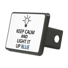 Light It Up Blue!!! Hitch Cover