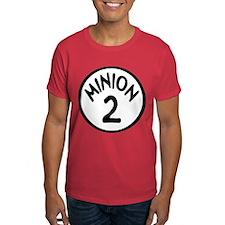 Minion 2 Two Children T-Shirt