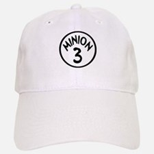 Minion 3 Three Children Baseball Cap