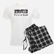 Falconry Designs Pajamas