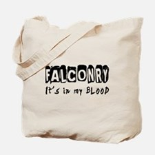 Falconry Designs Tote Bag