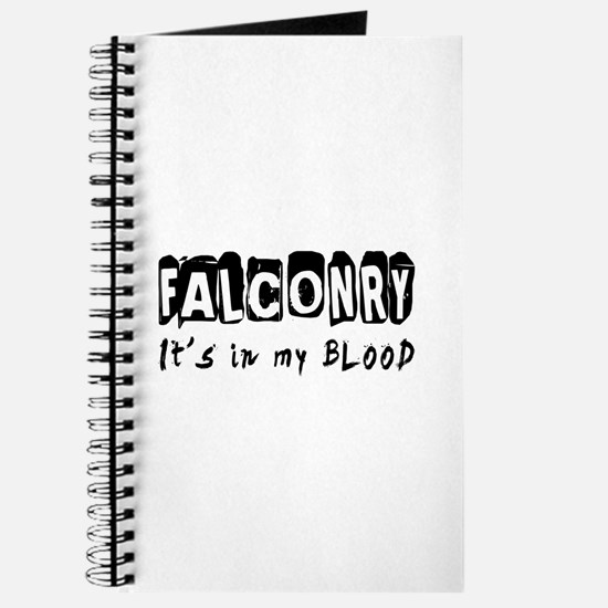 Falconry Designs Journal