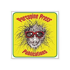 Porcupine Press Logo Sticker