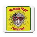 Porcupine Press Logo Mousepad
