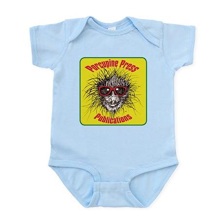 Porcupine Press Logo Body Suit