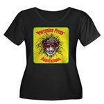 Porcupine Press Logo Plus Size T-Shirt