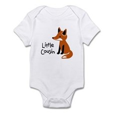 Little Cousin - Mod Fox Infant Bodysuit