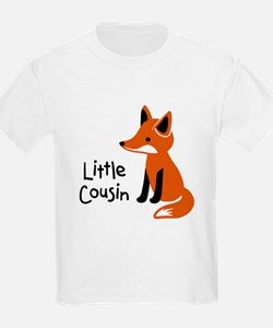 Little Cousin - Mod Fox T-Shirt