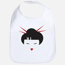 Geisha Bib
