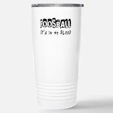 Foosball Designs Travel Mug