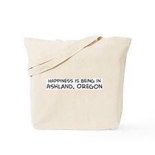 Ashland - Happiness Tote Bag