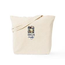 Palm Sunday Jesus Tote Bag