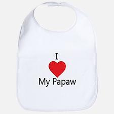 I love my Papaw Bib