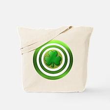 Shamrock Shield Tote Bag