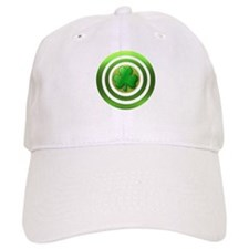 Shamrock Shield Baseball Cap