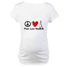Peace, Love, Handbells Shirt