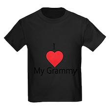 I love my grammy T-Shirt