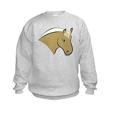 Horse Head Sweatshirt