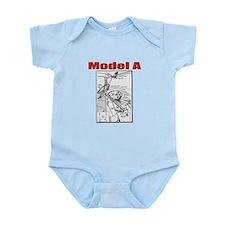 Model A Controls Body Suit