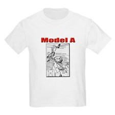 Model A Controls T-Shirt
