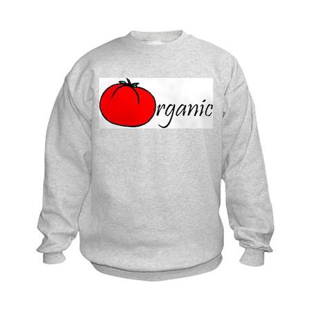 Organic Tomato Kids Sweatshirt