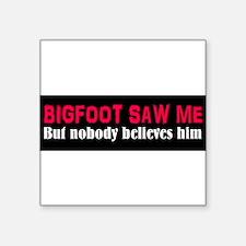 Funny bigfoot sight... Sticker