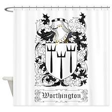 Worthington Shower Curtain