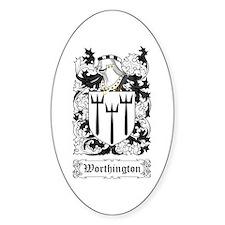 Worthington Stickers